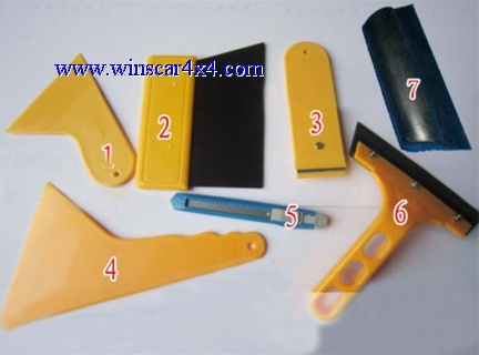 Car Foil Tools/Phone Film Tool/Screensavers Film