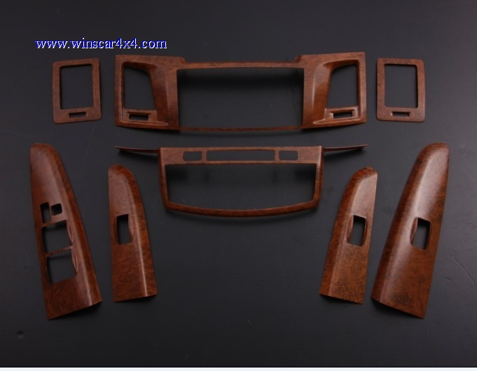 Wooden Dashboard for Toyota Hilux Vigo LHD 2012