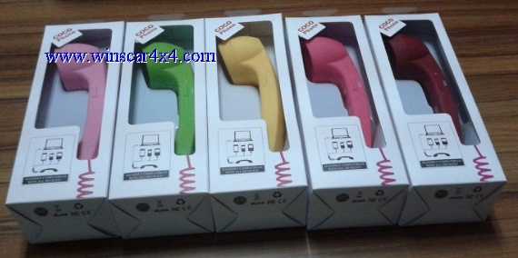 Mobile Handset/Portable Retro Mobile Handset /Noise-Cancelling Retro Mobile Handset For Universal