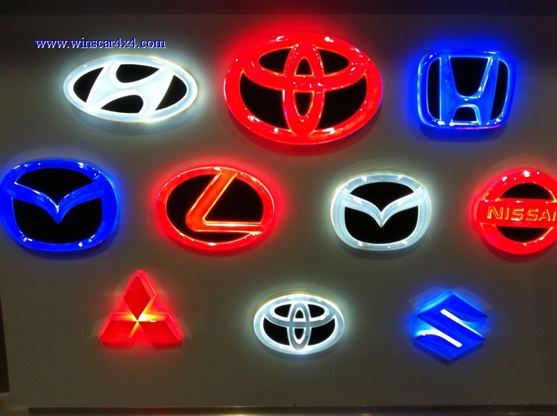 LED Car Logo Light/Laser Door Light/Zinc Alloy bookmark, Bookmark