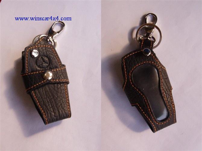 Leather Car Key Bag/Key Wallets/Car Key Case/Key Holder