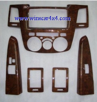 Wooden Dashboard For Toyota Vigo(5pcs) 05-08