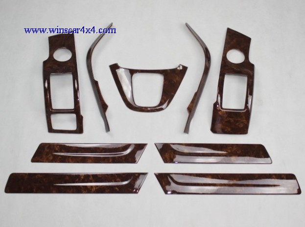 Wooden Dashboard Kit For Honda CRV 07-10