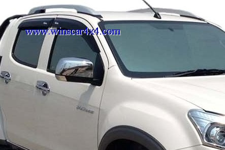 OEM Alu.Roof Rack For Isuzu-D-Max 12